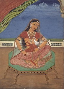 Parvati (Hindu Mother Goddess)