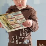Little Citizens hoodie