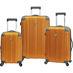 Caribbean Joe Malibu Luggage Set