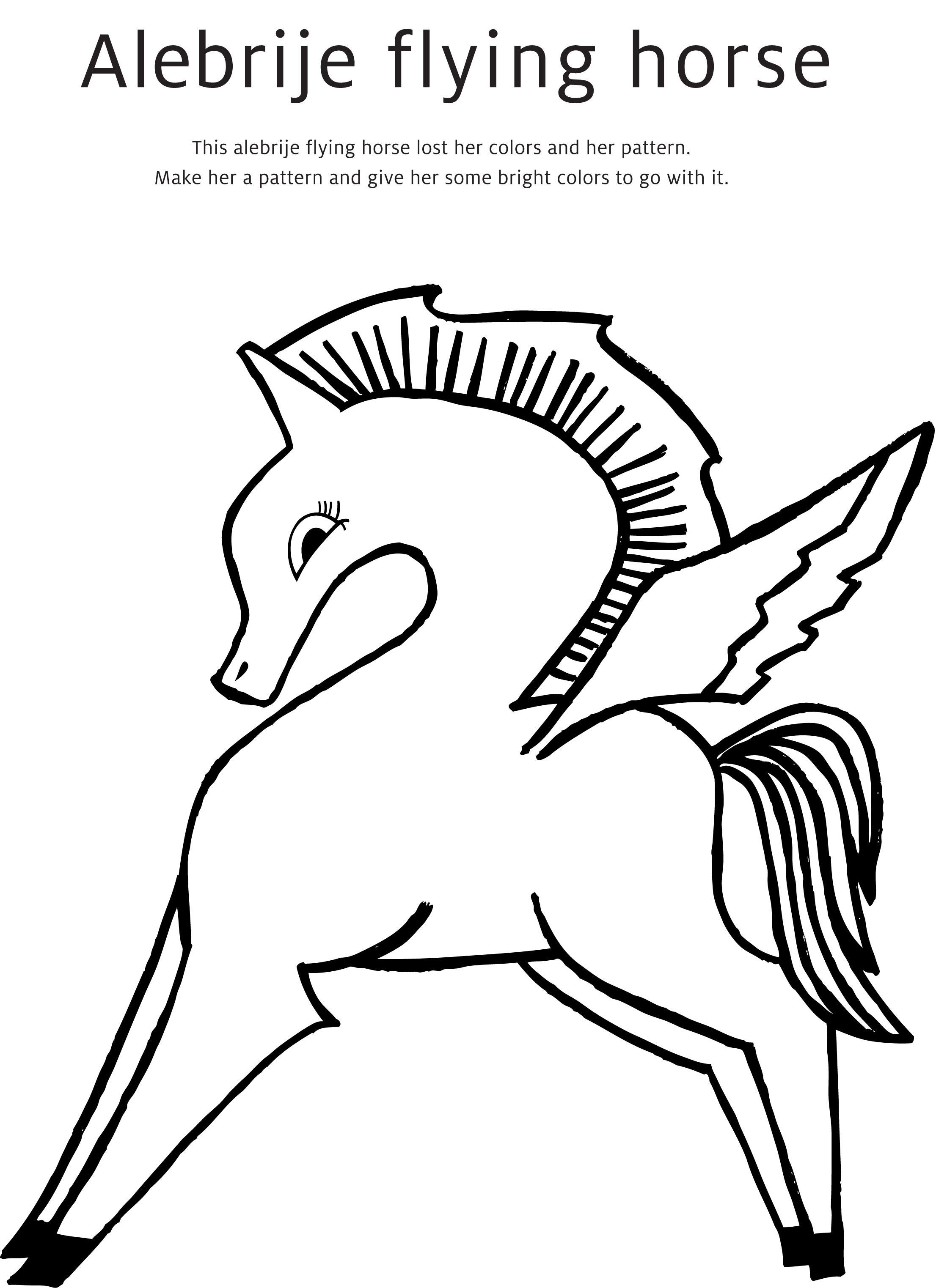It's just a graphic of Superb Alebrijes Coloring Pages