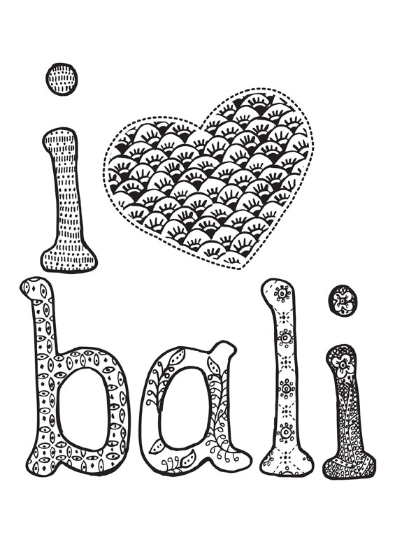 download your i heart bali cultural activity download wallpaper bali indonesia colouring pages