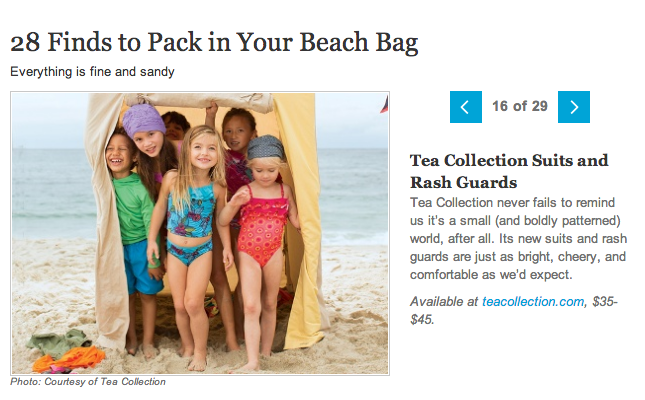 28 Find to Pack in Your Beach Bag from DailyCandy.com