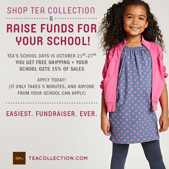Tea Collection's Fall 2013 School Days Program