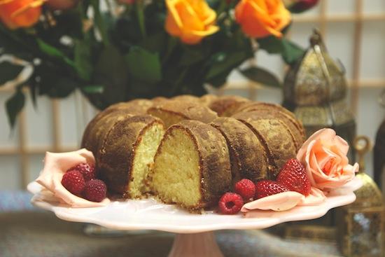 Moroccan Cake Recipe